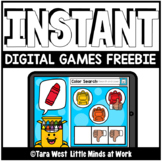 INSTANT Digital Games | FREE BACK TO SCHOOL GAMES | SEESAW