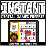 INSTANT Digital Games | FREE PREVIEW | SEESAW & GOOGLE SLIDES