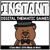 INSTANT Digital Games: GROUNDHOGS THEMATIC PRE-LOADED TO S