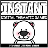 INSTANT Digital Games: POLAR THEMATIC PRE-LOADED TO SEESAW