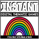 INSTANT Digital Games: SPRING THEMATIC PRE-LOADED TO SEESA