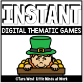 INSTANT Digital Games: ST. PATRICK'S DAY THEMATIC PRE-LOAD