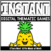 INSTANT Digital Games: SUMMER THEMATIC PRE-LOADED TO SEESA
