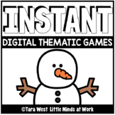 INSTANT Digital Games: WINTER THEMATIC PRE-LOADED TO SEESA