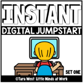 INSTANT Digital Jumpstart Games: SET ONE PRE-LOADED TO SEE