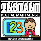 INSTANT Digital Math Numbers and Computation Fluency Mingl