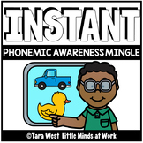 INSTANT Digital Phonemic Awareness Mingle | DISTANCE LEARNING |