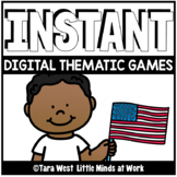 INSTANT Digital Thematic Mini Games: PRESIDENTS LOADED TO