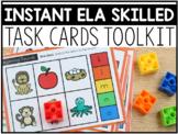 INSTANT ELA Task Cards