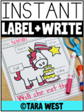 INSTANT Label + Write Sheets