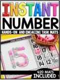 INSTANT Number Task Mats