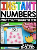 INSTANT Numbers Count It Out Through the Year