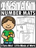 INSTANT Numbers Fine Motor Mats