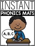 INSTANT Phonics Mats (a set of 300 center mats)