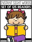 INSTANT Sight Word Fluency Readers (set of 125)
