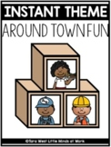 INSTANT Theme: Around Town Fun