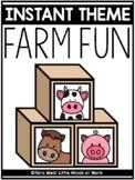 INSTANT Theme: Farm Fun
