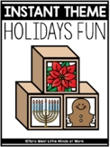 INSTANT Theme: Holidays Fun