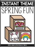 INSTANT Theme: Spring Fun