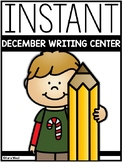 INSTANT Writing Center: DECEMBER THEMES