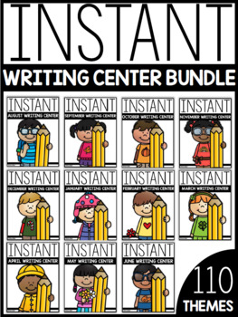 INSTANT Writing Center Bundle