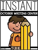 INSTANT Writing Center: OCTOBER THEMES