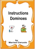 INSTRUCTIONS DOMINOES