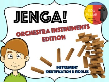 INSTRUMENTS GAME - JENGA (ORCHESTRA)