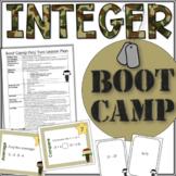 INTEGER Fluency Boot Camp