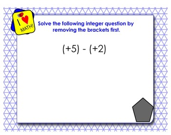 INTEGER OPERATION KOOSHBALL
