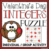 VALENTINE'S DAY INTEGER OPERATIONS ACTIVITY