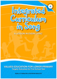 Hard copy teacher's book & CD (12 curriculum-aligned songs)