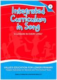 Hard copy teacher's book & CD (12 curriculum-aligned songs)