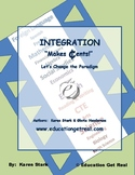 "INTEGRATION ""Makes ¢ents!"""