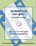 "INTEGRATION ""Makes ¢ents!"""
