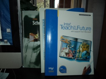 INTEL TEACH INTEL.COM  SCHOO NETWORK    (SET OF 3)