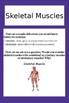 INTERACTIVE AND ANIMATED POWERPOINT THE MUSCULAR SYSTEM