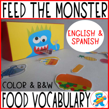 "Fun game ""The Monster wants to eat"""