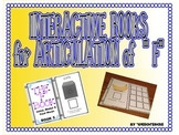 "SPEECH THERAPY INTERACTIVE BOOKS for ARTICULATION of ""F"""