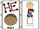 SPEECH THERAPY INTERACTIVE BOOKS for SUBJECTIVE PRONOUNS:H