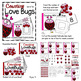 INTERACTIVE COUNTING BOOKLET : COUNTING LOVE BUGS