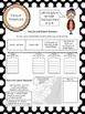INTERACTIVE FAMOUS AMERICANS NOTEBOOK - Great for 3rd Grade GPS!