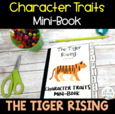The Tiger Rising Character Traits Graphic Organizers