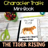 INTERACTIVE MINI-BOOK - Character Traits Analysis - The Ti