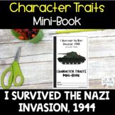 INTERACTIVE MINI-BOOK - I Survived the Nazi Invasion, 1944