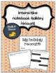 INTERACTIVE NOTEBOOK BUNDLE SET