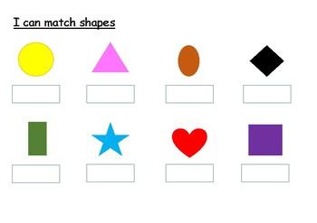 INTERACTIVE Preschooler Learning Book (Preschooler MUST know)