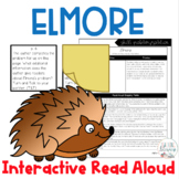 Elmore INTERACTIVE READ ALOUD Lesson Plan