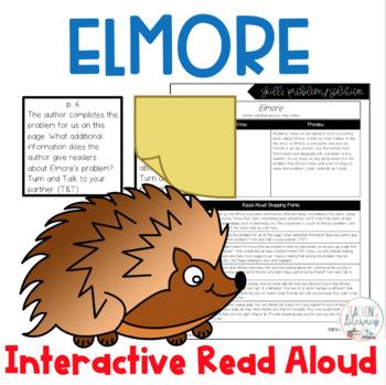 Elmore INTERACTIVE READ ALOUD Lesson Plan