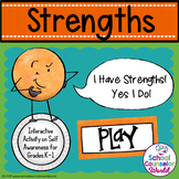 INTERACTIVE SEL Sequential Curriculum LP#3: I Have Strengths! Grades K-1